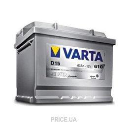 Varta 6СТ-74 SILVER dynamic (E38)
