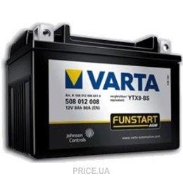 Varta 6CT-18 FUNSTART AGM (YTX20-4, YTX20-BS)