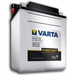 Varta 6CT-3 FUNSTART AGM (YTR4A-BS)