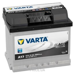 Varta 6СТ-41 BLACK dynamic (A17)