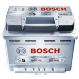 Bosch 6CT-52 АзЕ S5 Silver Plus (S50 010)