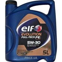 Фото ELF Evolution Full-Tech FE 5W-30 5л