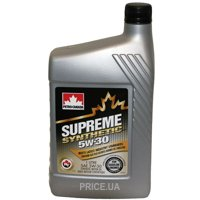 Фото Petro-Canada SUPREME SYNTHETIC 5W-30 1л