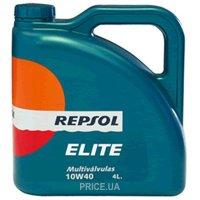 Фото Repsol Elite Multivalvulas 10W-40 4л