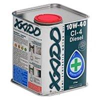 Фото XADO Atomic Oil 10W-40 CI-4 Diesel 1л