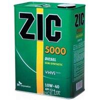 Фото ZIC 5000 10W-40 4л