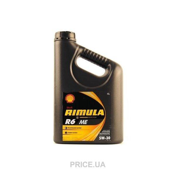 Shell Rimula R6 5W30