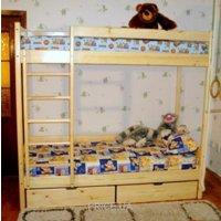 Фото Irelle Двухъярусная кровать Ирель (187 см)
