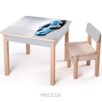 Фото Вальтер-Мебель Стол-парта для рисования (SP-10.45)