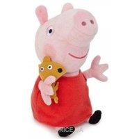 Фото Peppa Pig Пеппа с игрушкой 30 см (25097)