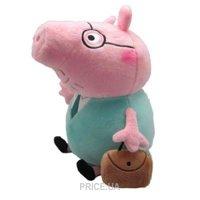 Фото Peppa Pig Папа Свин с портфелем 30 см (30292)