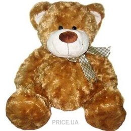 Фото Grand Медведь коричневый с бантом 33 см (3302GM)