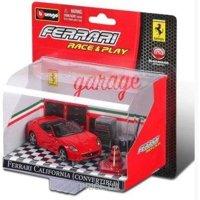 Фото Bburago Ferrari California (18-26002)