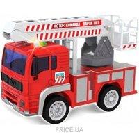 Фото Motor Play Пожарная машина Варта 101 (12018)