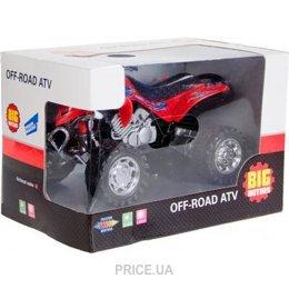 BIG Квадроцикл инерционный (21875-6297-17)