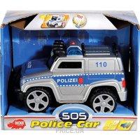 Фото Dickie Toys Полицейский джип (3353590)