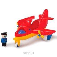 Фото Viking Toys Самолет с фигурками (81270)