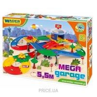 Фото Wader Гараж с дорогой Kid Cars 3D 5,5м (53130)