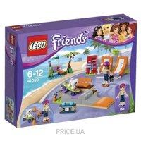 Фото LEGO Friends 41099 Скейт-парк Хартлейк сити конструктор