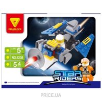Фото Dreamlock Звездные всадники Космический истребитель (5208)