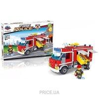 Фото GBL Пожарные KY98211 Пожарная машина