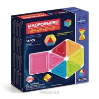 Фото Magformers Window Solid set 14 714005