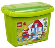 Фото LEGO Duplo 5507 Коробка с кубиками Делюкс