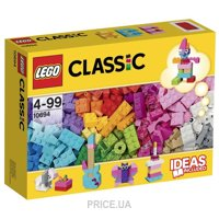 Фото LEGO Classic 10694 Набор для творчества - пастельные цвета