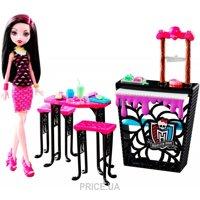 Фото Mattel Monster High Кафе Дракулоры Пальчики откусишь (DPM07)