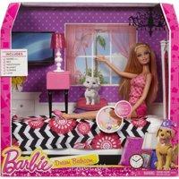 Фото Mattel Barbie Роскошная спальня (CFB60)