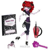 Фото Mattel Monster High Оперетта Базовая (с питомцем) (W9116)