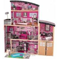 Фото Kidkraft Кукольный дом Barbie Sparkle (65826)