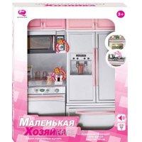 Фото QunFengToys Кукольная кухня Маленькая Хозяйка (26212P/R)