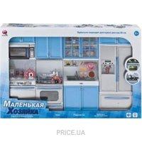 Фото QunFengToys Кукольная кухня Маленькая Хозяйка (26211B/R)