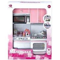 Фото QunFengToys Кукольная кухня Маленькая Хозяйка (26213P/R)