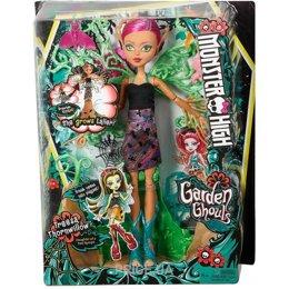Фото Mattel Monster High Королева в саду серии Монстры (FCV59)