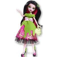 Фото Mattel Monster High Сноу Байт Дракулаура (X4484)
