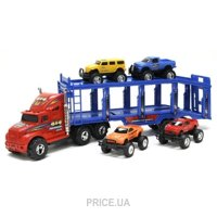 Фото New Bright Car Carrier (1325)