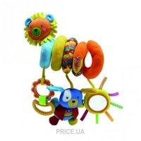 Фото Biba Toys Подвеска Счастливая семейка с грызуном и зеркалом (910HA)