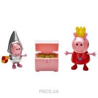 Фото Peppa Pig Принцесса Пеппа и Сэр Джордж Голд (05866-4)