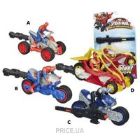 Фото Hasbro Мотоциклы Человека-Паука (B0748)