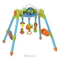 Фото Huile Toys Маленький лес 3-в-1  (906)