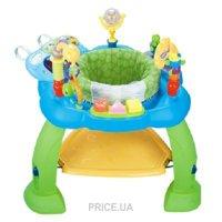 Фото Huile Toys Музыкальный стульчик синий (696)