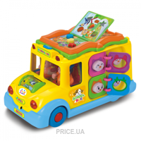 Фото Huile Toys Школьный автобус (796)