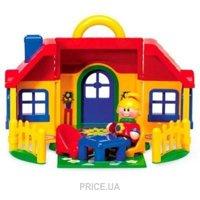 Фото Tolo Toys Игровой набор дом Первые друзья (89738)