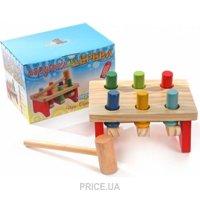 Фото Мир деревянных игрушек Гвозди-перевертыши 2 (Д092)
