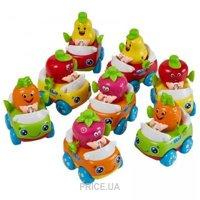 Фото Huile Toys Машинка Тутти-Фрутти (8 шт. в коробке) (356A)