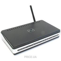 D-Link DSL-2640U/BRU/C