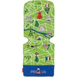 Фото Maclaren Вкладыш для коляски Paris City Map