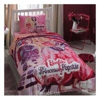 Фото TAC Комплект постельного белья Barbie Princess Popstar